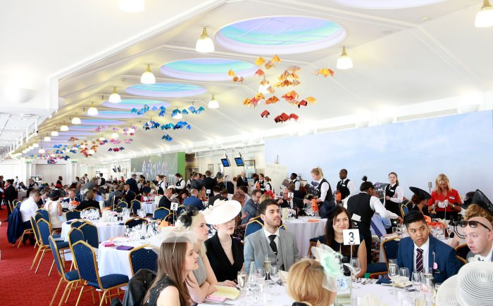 Royal Ascot - Tues 18th Weds 19th or Sat 22nd June 2019 – The Pavilion - 4 Places