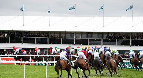 Aintree Grand National Festival Opening Day Experience 2019 - Thursday 4th April 2019 - 4 Places