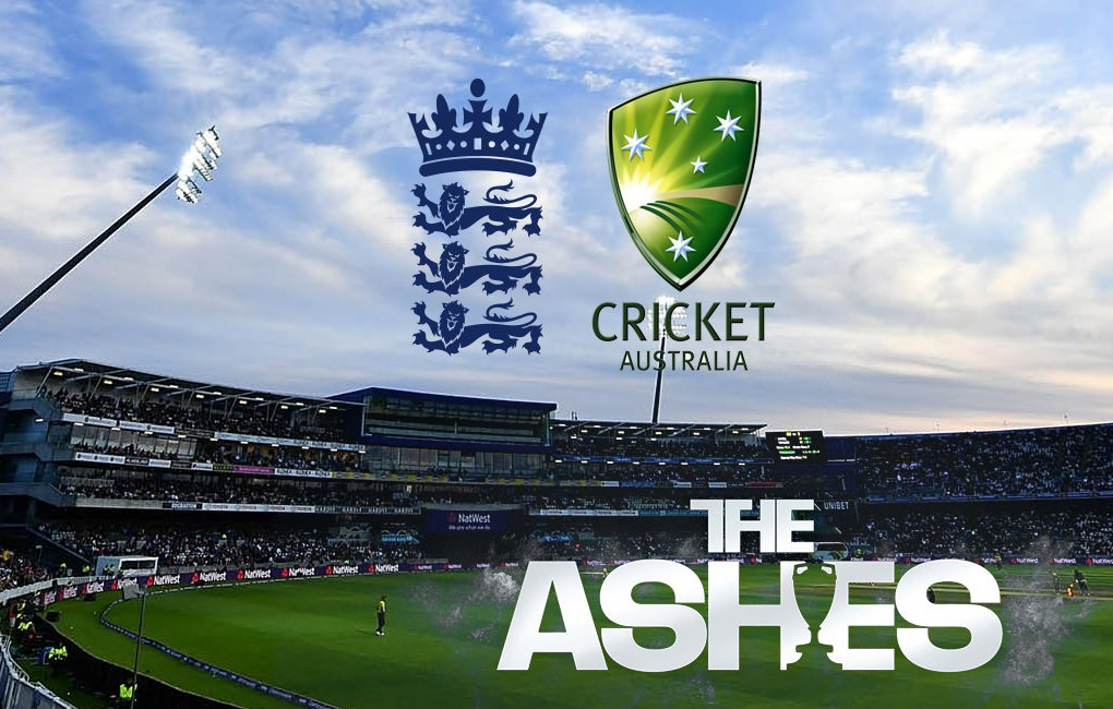 England v Australia Ashes Test at Edgbaston, Saturday 3rd August 2019 - 4 Places