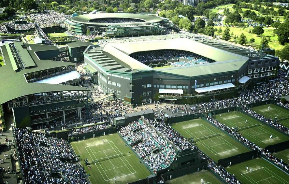 Wimbledon Tennis Championships – Tuesday 9th July 2019