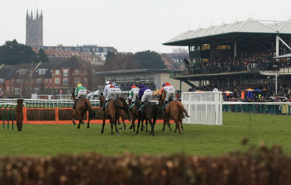 Sponsored Race Day at Warwick Racecourse – Thursday 13th December 2018